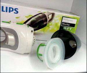 Accessoire aspirateur de table sans fil Philips MiniVac Energy Care