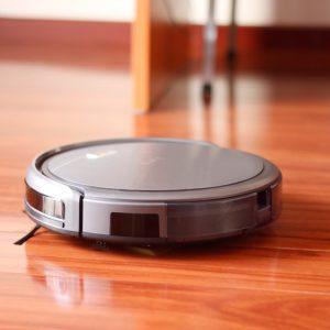 Aspirateur robot avec télécommande Chuwi ILIFE A4