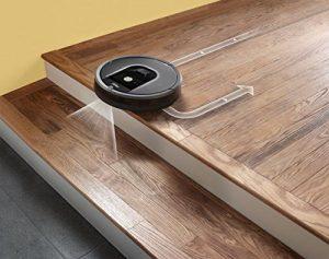 Aspirateur robot détecteur de vide iRobot Roomba 960
