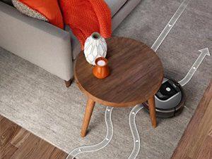 Aspirateur robot détecteur obstacles intelligent iRobot Roomba 960