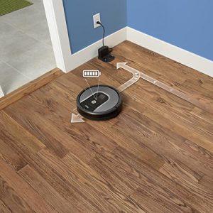 Aspirateur robot station de charge automatique iRobot Roomba 960