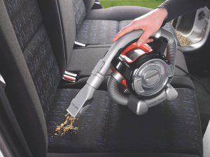Aspirateur siège voiture Black et Decker PAD1200-XJ