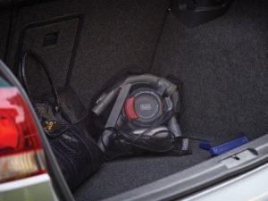 Rangement aspirateur voiture flexible Black et Decker PD1200AV-XJ