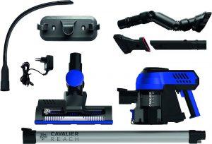 Accessoire aspirateur sans fil Dirt Devil Cavalier Up Top DD698-2