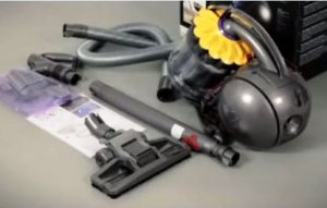 Accessoires aspirateur sans sac pas cher Dyson DC33C Origin