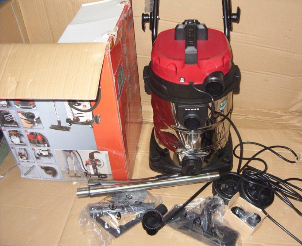 Achat aspirateur eau et poussière professionnel Einhell TE-VC 2230 SA