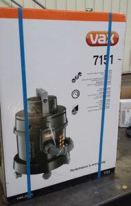 vax 7151 l aspirateur professionnel qui nettoie tout sur. Black Bedroom Furniture Sets. Home Design Ideas