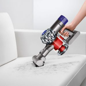 Aspirateur à main sans fil puissant poils animaux cheveux Dyson V6 Total Clean