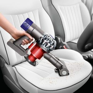 Aspirateur à main siège voiture Dyson V6 Total Clean