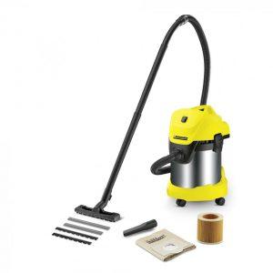 Aspirateur eau et poussière Kärcher WD3 Premium avec accessoires