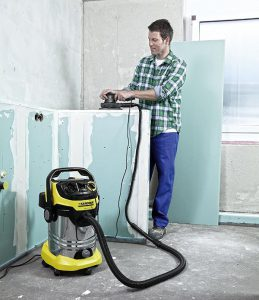 Aspirateur eau et poussière bricolage Kärcher WD 6P Premium