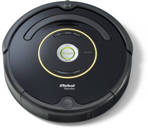 Aspirateur robot navigation méthodique iRobot Roomba 650