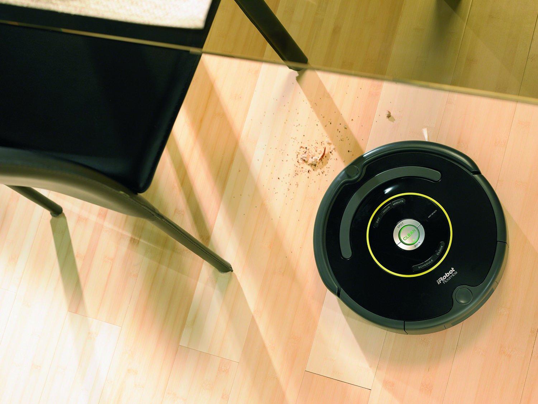 Aspirateur Robot Irobot Roomba 650 Le Bon Compromis Budget Qualite