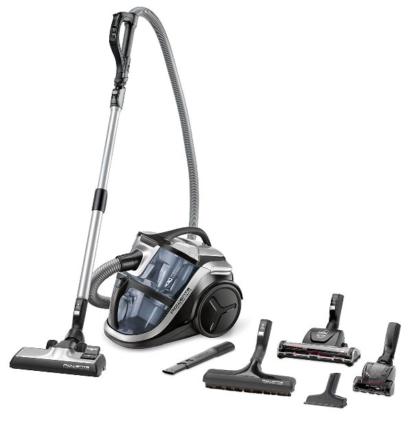 Rowenta Ro8366ea Silence Force Animal Care Pro Un Aspirateur Sans Sac Silencieux Et Performant
