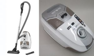 Aspirateur silencieux Silence Force Compact Rowenta RO6327EA
