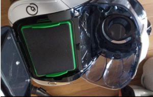 Bac à poussière et filtre Rowenta RO8366EA Silence Force Animal Care Pro