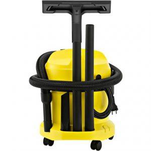 Compartiment accessoires aspirateur eau et poussière Kärcher WD2