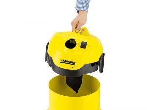 Cuve aspirateur eau et poussière Kärcher WD2
