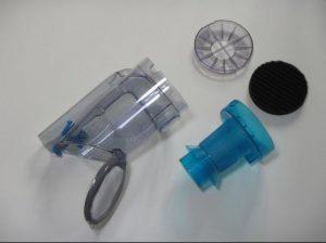 Pièces, réservoir aspirateur balai sans fil Rowenta RH8872WO Air Force Extrême Vision Pro