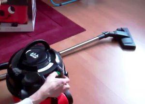 Revue aspirateur professionnel avec sac Numatic HENRY HVR200-A2