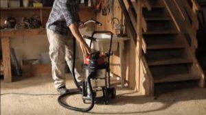 Test aspirateur eau et poussière bricolage Einhell TE-VC 2230 SA