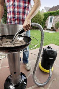 Test aspirateur cendre et poussière Kärcher AD3 Premium