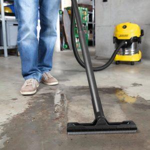 Test aspirateur eau et poussière Kärcher WD4 Premium - liquide