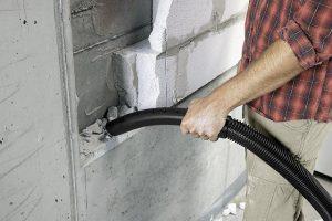 Test aspirateur eau et poussière Kärcher WD5 Premium - maçonnerie et chantier