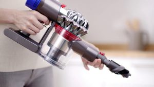 Test aspirateur sans fil Dyson V8 Absolute