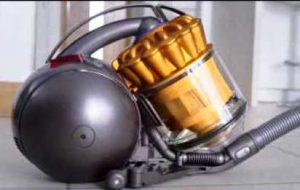 Test aspirateur sans sac économique Dyson DC33C Origin