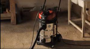 Test atelier aspirateur eau et poussière professionnel Einhell TE-VC 2230 SA