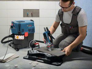 Test extracteur de poussière Bosch GAS 35 L SFC+