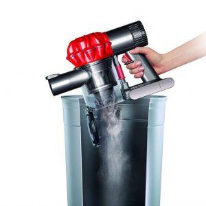Vidage aspirateur à main balai Dyson Digital Slim DC62