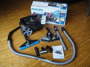 aspirateur philips powerpro expert fc9723 09 enfin un aspirateur sans sac bien pens. Black Bedroom Furniture Sets. Home Design Ideas