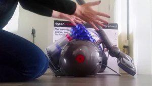 Achat aspirateur sans sac puissant Dyson Cinetic Big Ball MuscleHead