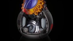 Aspirateur puissant sans sac Dyson Big Ball Multifloor+