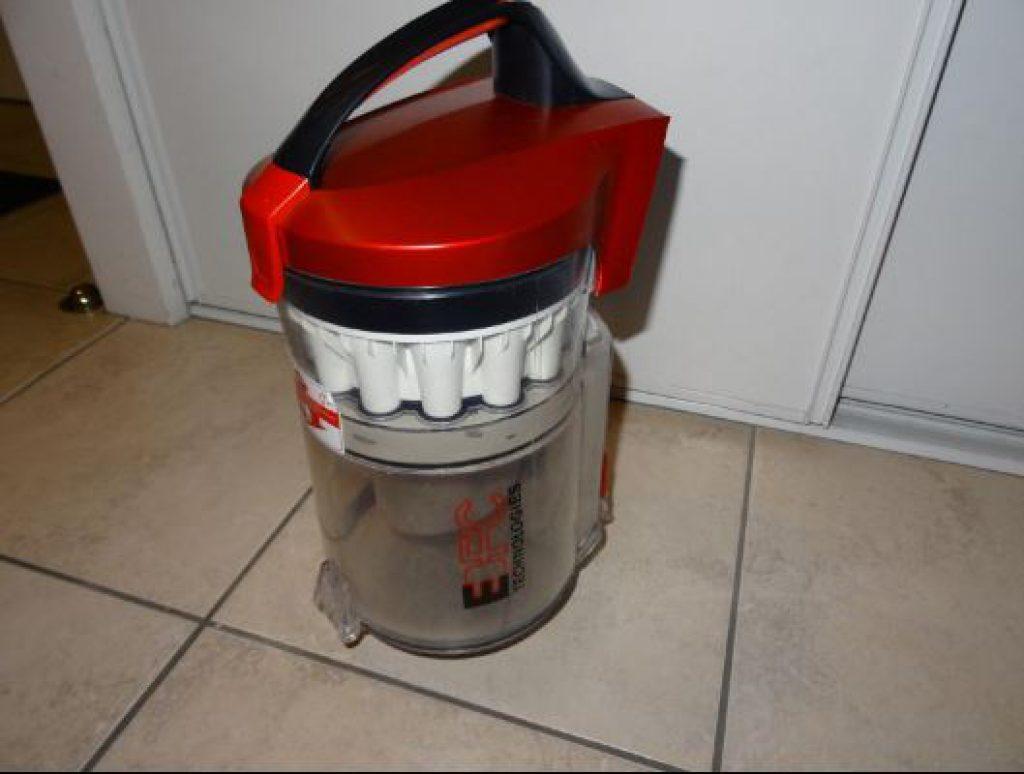 Bac aspirateur sans sac Dirt Devil DD5255-3 Infinity Rebel 55 HF