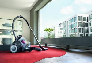 Test aspirateur sans sac Dirt Devil DD5255-3 Infinity Rebel