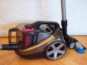 Test aspirateur sans sac Philips FC9723-09 PowerPro Expert