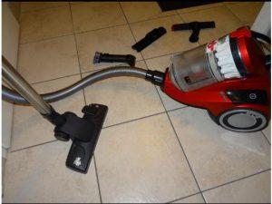 Test aspirateur sans sac pas cher puissant Dirt Devil DD5255-3 Infinity Rebel 55 HF
