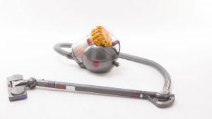 Test aspirateur sans sac puissant Dyson Big Ball Multifloor+