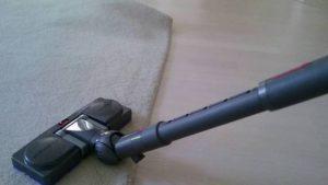 Test brosse commune aspirateur sans sac puissant Dyson Cinetic Big Ball MuscleHead
