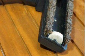 Test brosse douce parquet accessoires aspirateur sans sac Rowenta RO6941EA