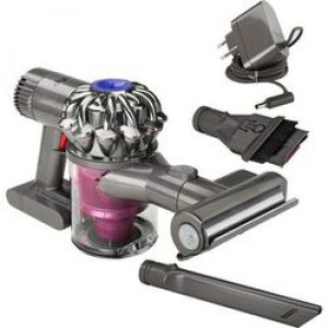 dyson v6 trigger l aspirateur main dyson pour les compl ments de nettoyage. Black Bedroom Furniture Sets. Home Design Ideas