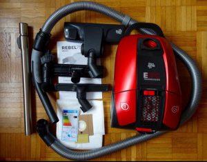 accessoires aspirateur avec sac Dirt Devil Rebel 75 HFC DD7275-1