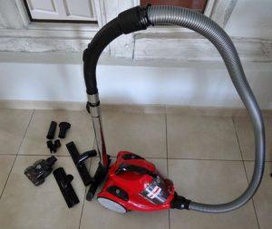 accessoires aspirateur sans sac cyclonique Dirt Devil Func-4.1 DD2324-4