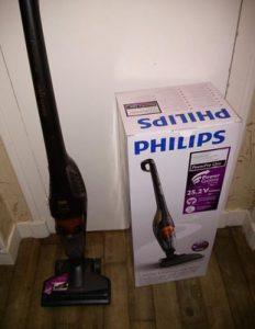 achat aspirateur sans fil Philips FC61700