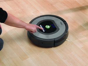 aspirateur robot intelligent iRobot Roomba 772e