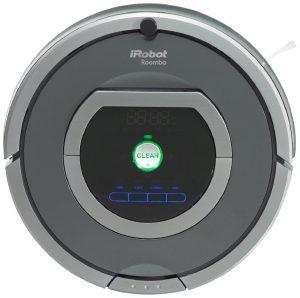 aspirateur robot silencieux irobot roomba 782e