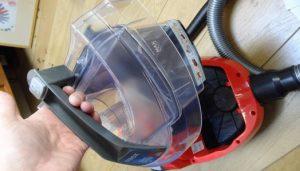 bac aspirateur sans sac Dirt Devil DD2630-1 BiBox
